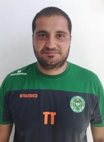 Тодор Топалов- треньор Футбол 5 2008/09