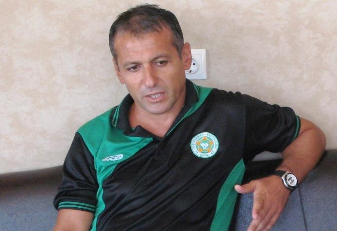 Димчо Ненов: Имаше много позитиви в играта ни