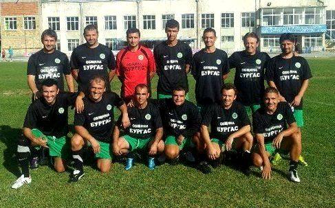 Ветераните на Бургас и Варна ще играят на Кампуса край Сарафово