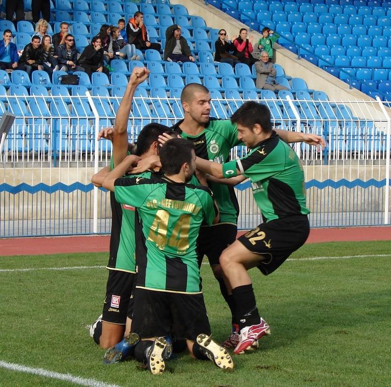 Нефтохимик със страхотна победа 2:1 над Спартак в Плевен