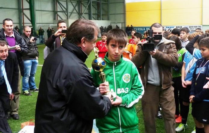 Нефтохимик и Щрабаг организират силен турнир по футбол в Бургас