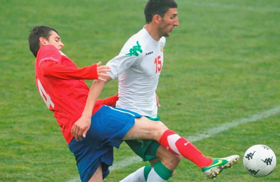 Живко Петков с пълни 90 минути срещу Сърбия