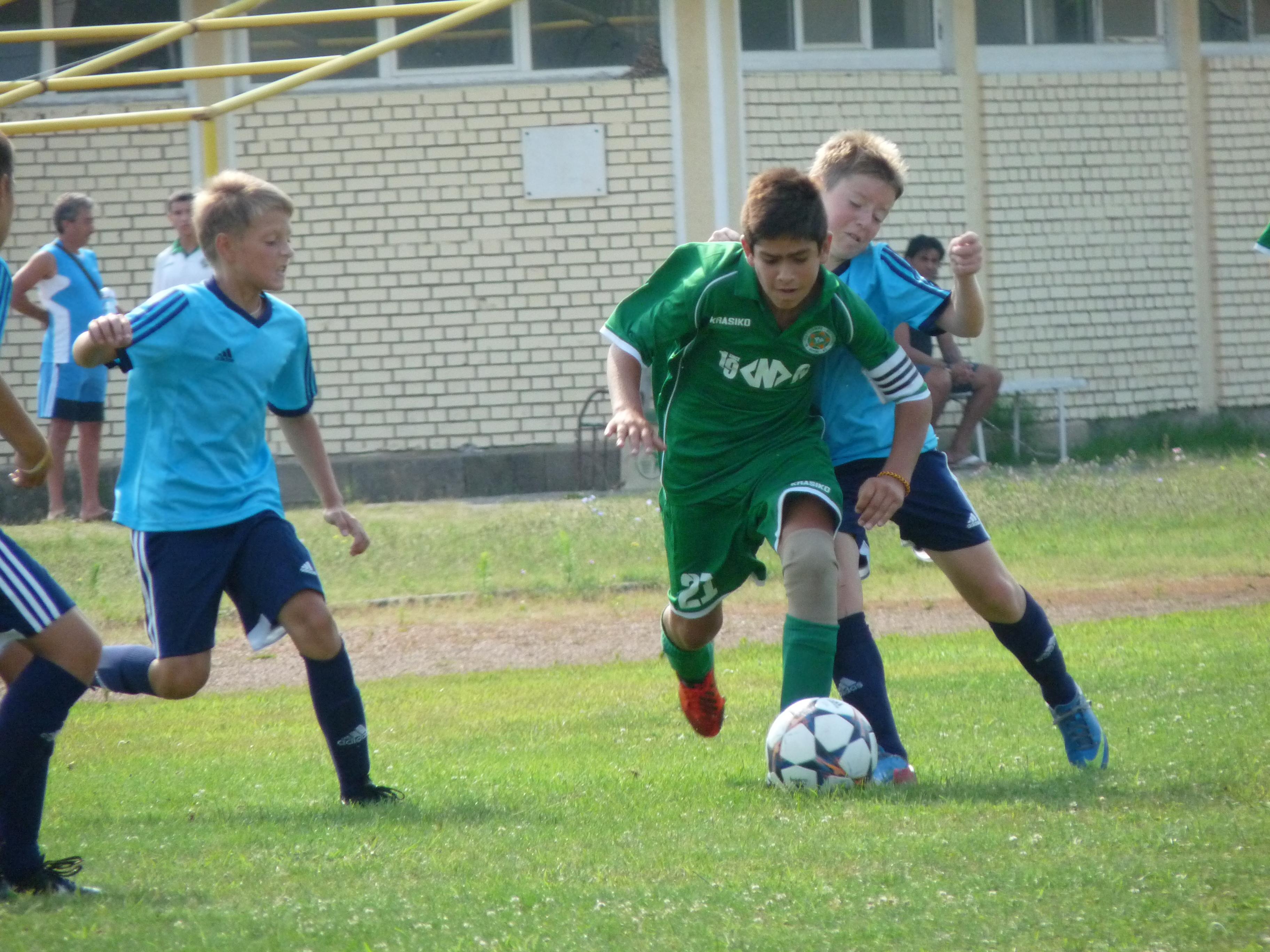 Полезни контроли за U19 и U17