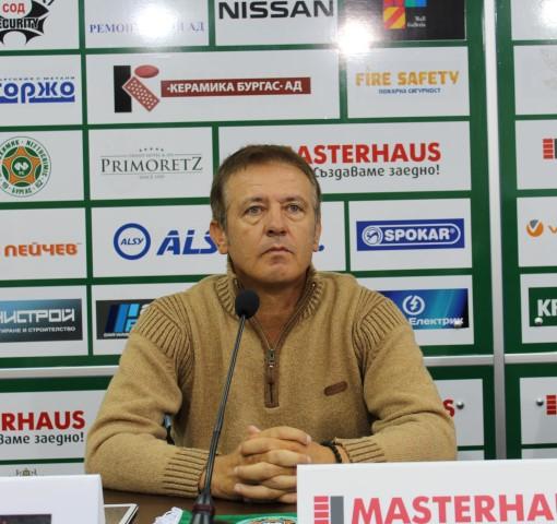 Диян Петков: Връщам се в родния ми отбор