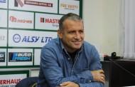 Помощник-треньорът на Нефтохимик Димчо Ненов: Искам с нашите действия да върнем вярата на феновете в отбора