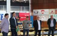 Димитър Николов: Няма да пестя енергия и усилия, за да привличаме нови спонсори за Нефтохимик