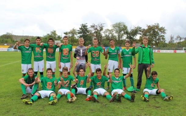 Нефтохимик U15 записа още една победа над отбора на Велинград