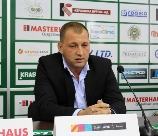 Директорът на Нефтохимик Мартин Бошнаков: Започваме да градим по-силен отбор