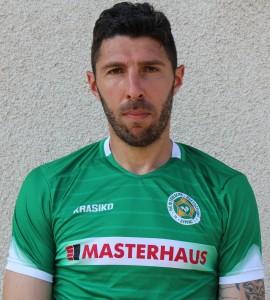 Станислав Жеков - капитан на отбора, играещ помощник-треньор