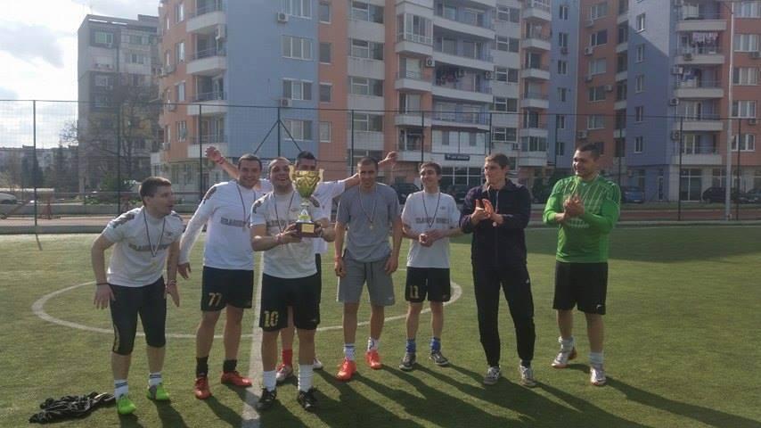 """Отборът на Красико спорт стана шампион в турнира Купа на феновете """"Нефтохимик"""""""
