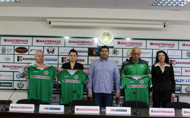 Женски отбор и отбор по минифутбол ще се състезават с името Нефтохимик