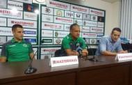 """Димчо Ненов: """"Надявам се да зарадваме хората с добра игра и победа"""""""