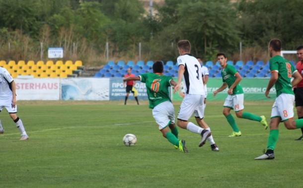 Нефтохимик загуби от Славия при U19