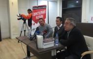 При огромен интерес Христо Янев представи книгата си в Бургас