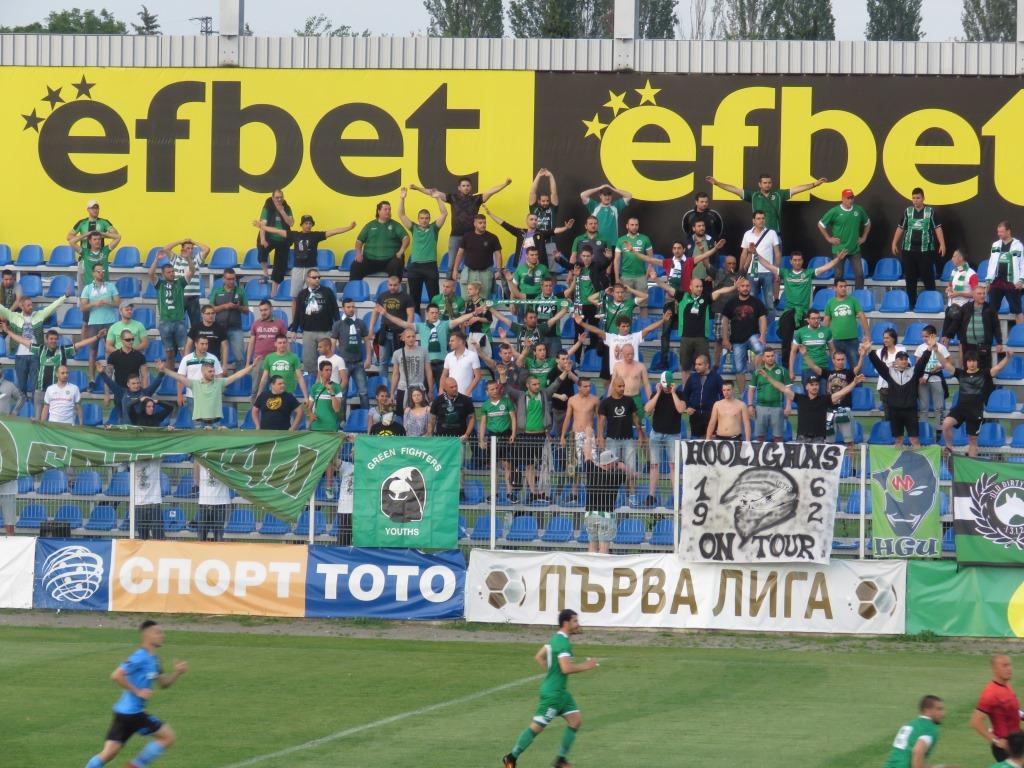 Нефтохимик загуби от Витоша и изпадна във Втора лига