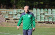 Благомир Митрев официално застана начело на отбора