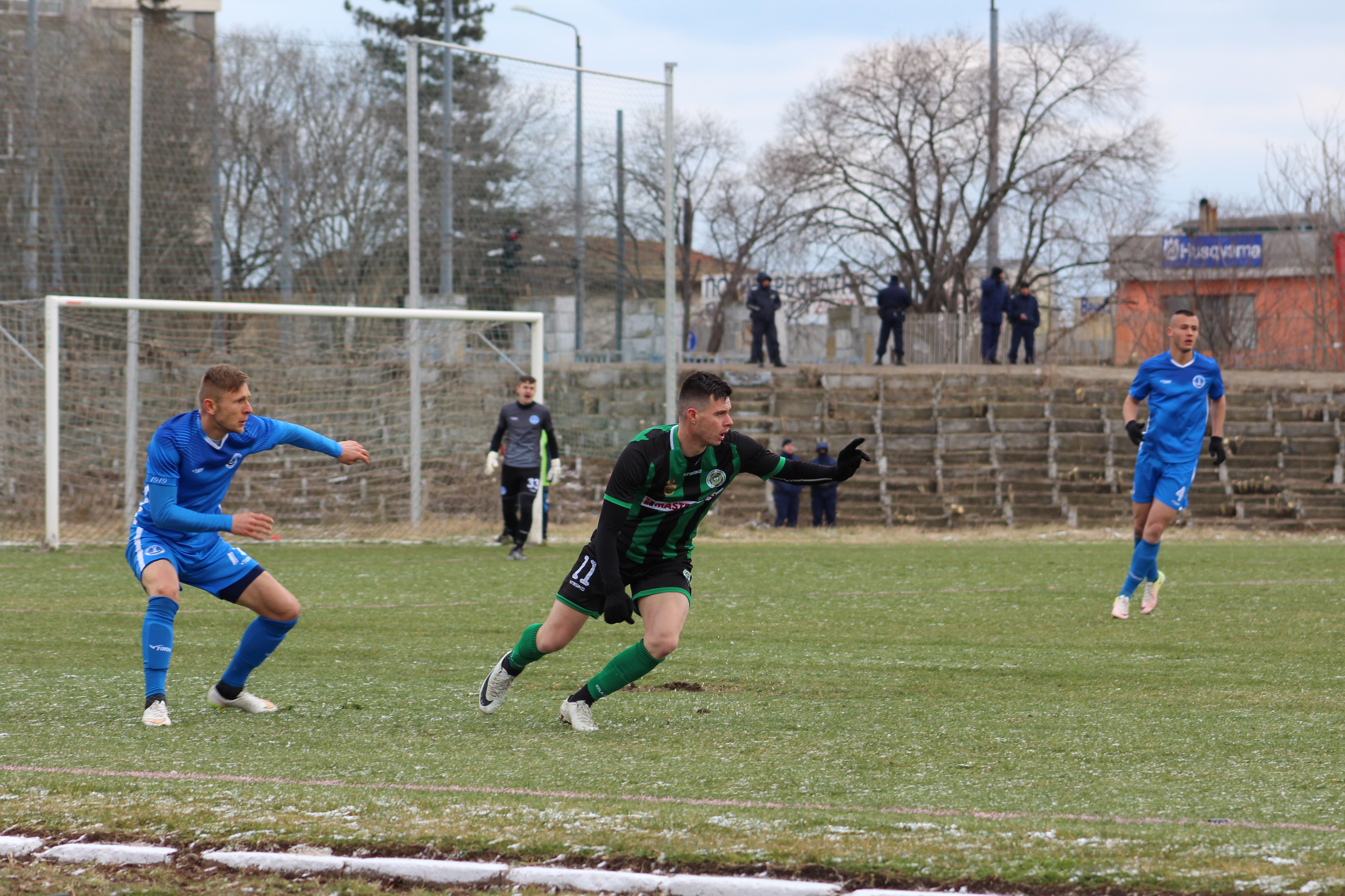 Боримир Карамфилов: подкрепата на феновете е определяща за развоя на един мач